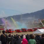 平成27年東大阪市消防出初式に行ってきました