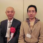 学術シンポジウム 不妊症の専門家、曹開鏞先生の講演会に参加しました
