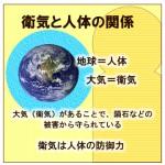 夏冷え・夏バテの改善は衛気虚に注目!