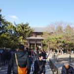 あべのハルカスで東大寺の記念特別展とかあったり。